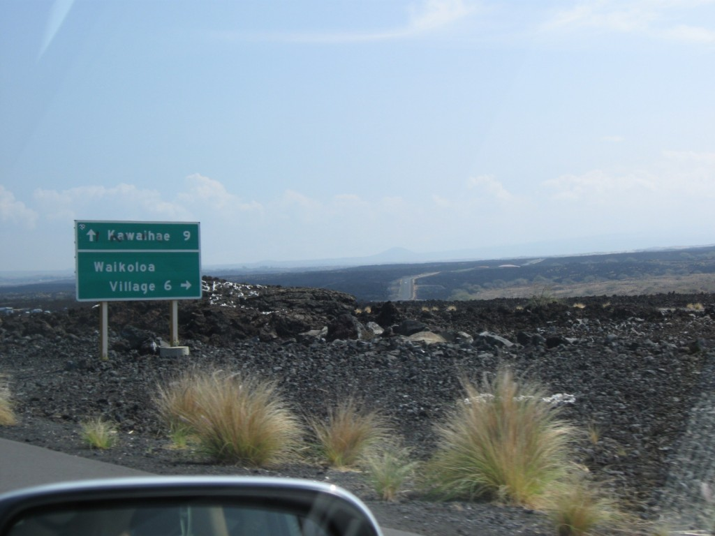 Kona Airport to Waikaloa Beach Resort, Hawaii, Hawaii